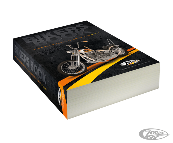Zodiac Bikers book. Delekatalog.