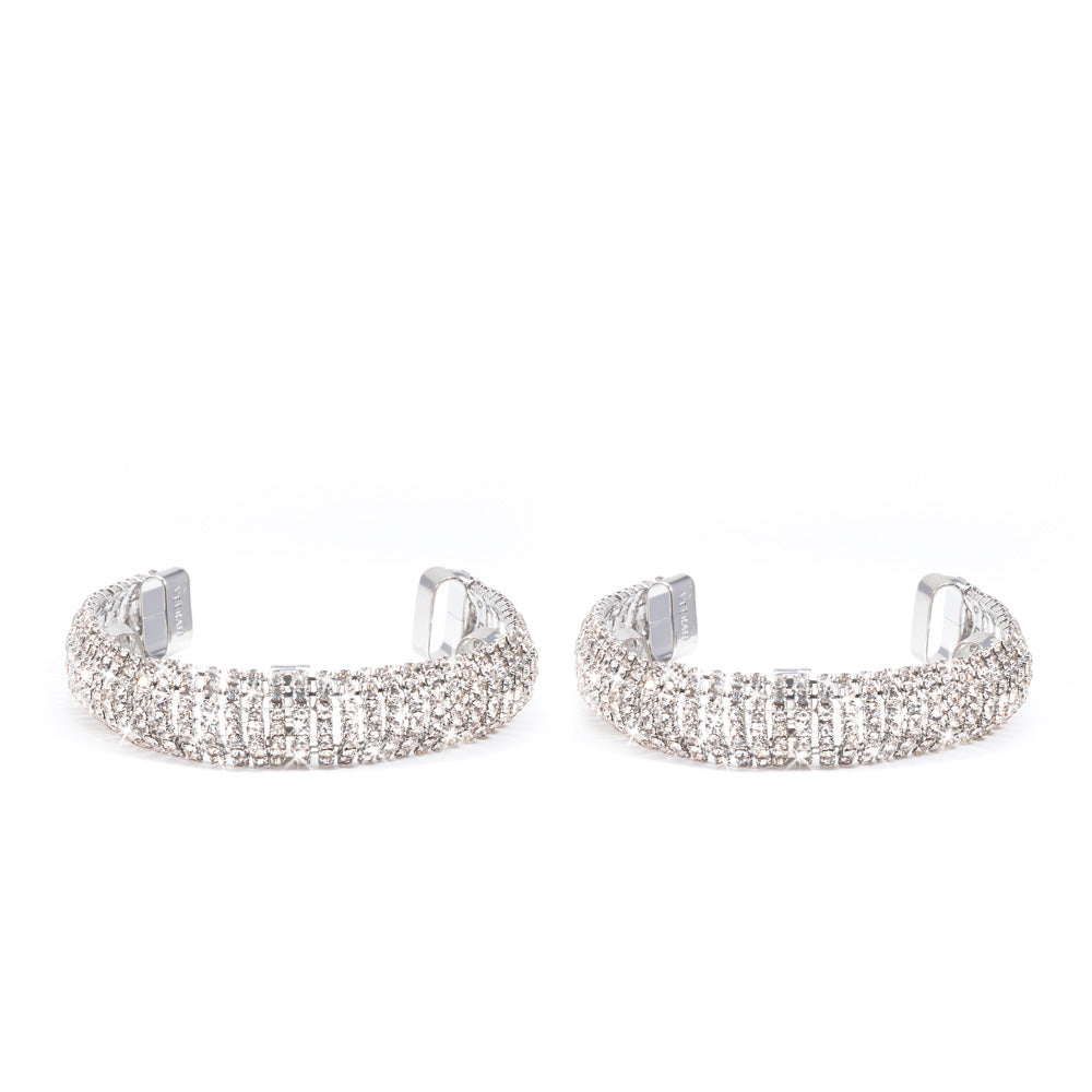 crystal anklet chain shoe accessory