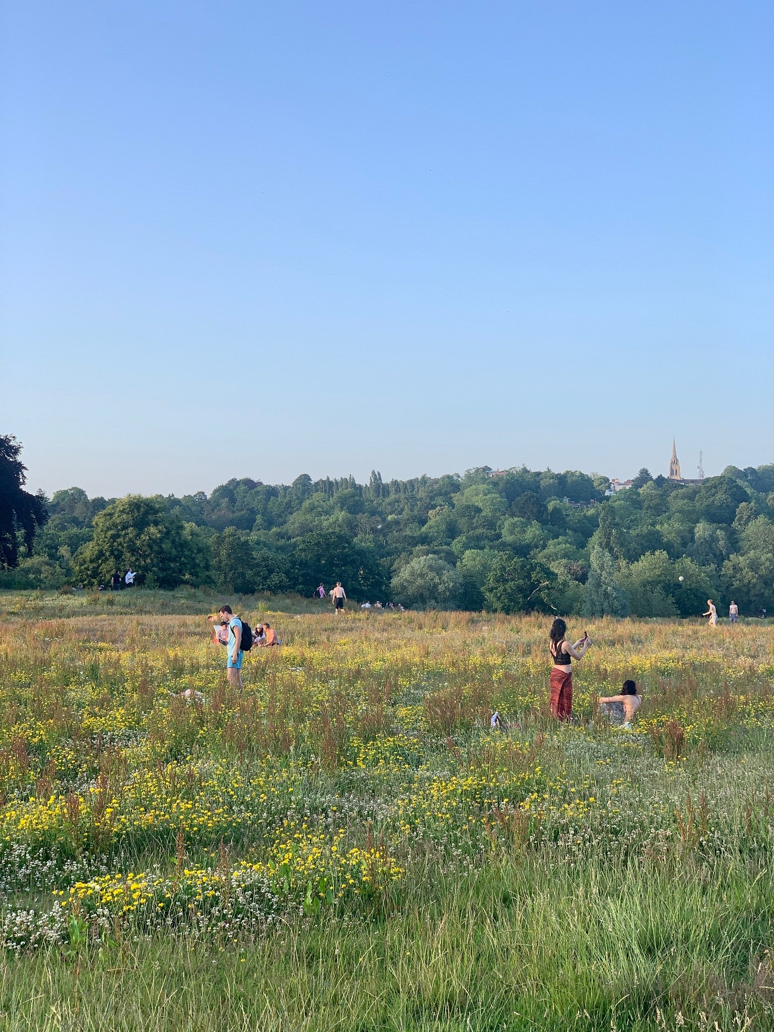 Images of Hampstead Heath