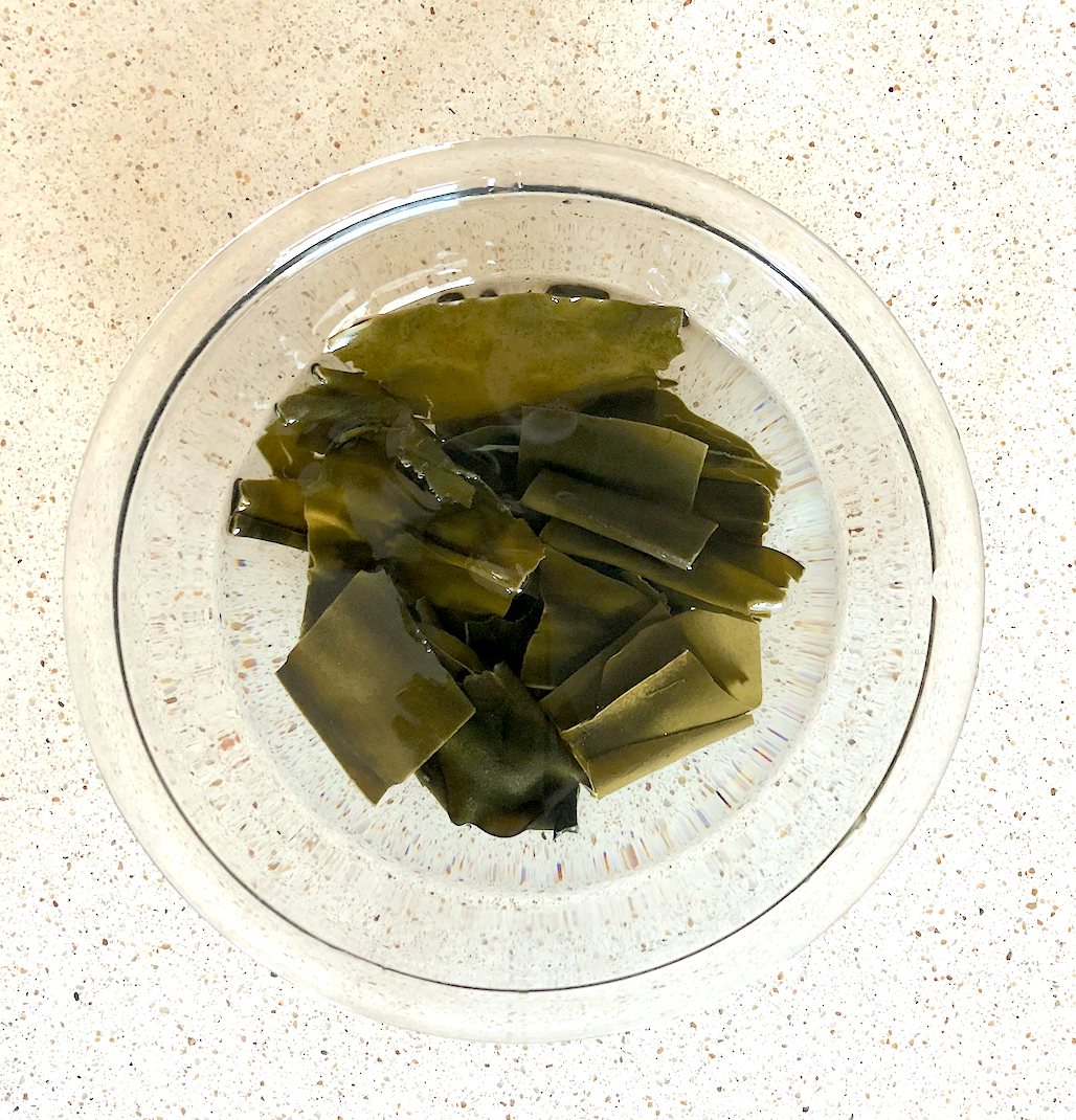 CLEANSE WITH KELP