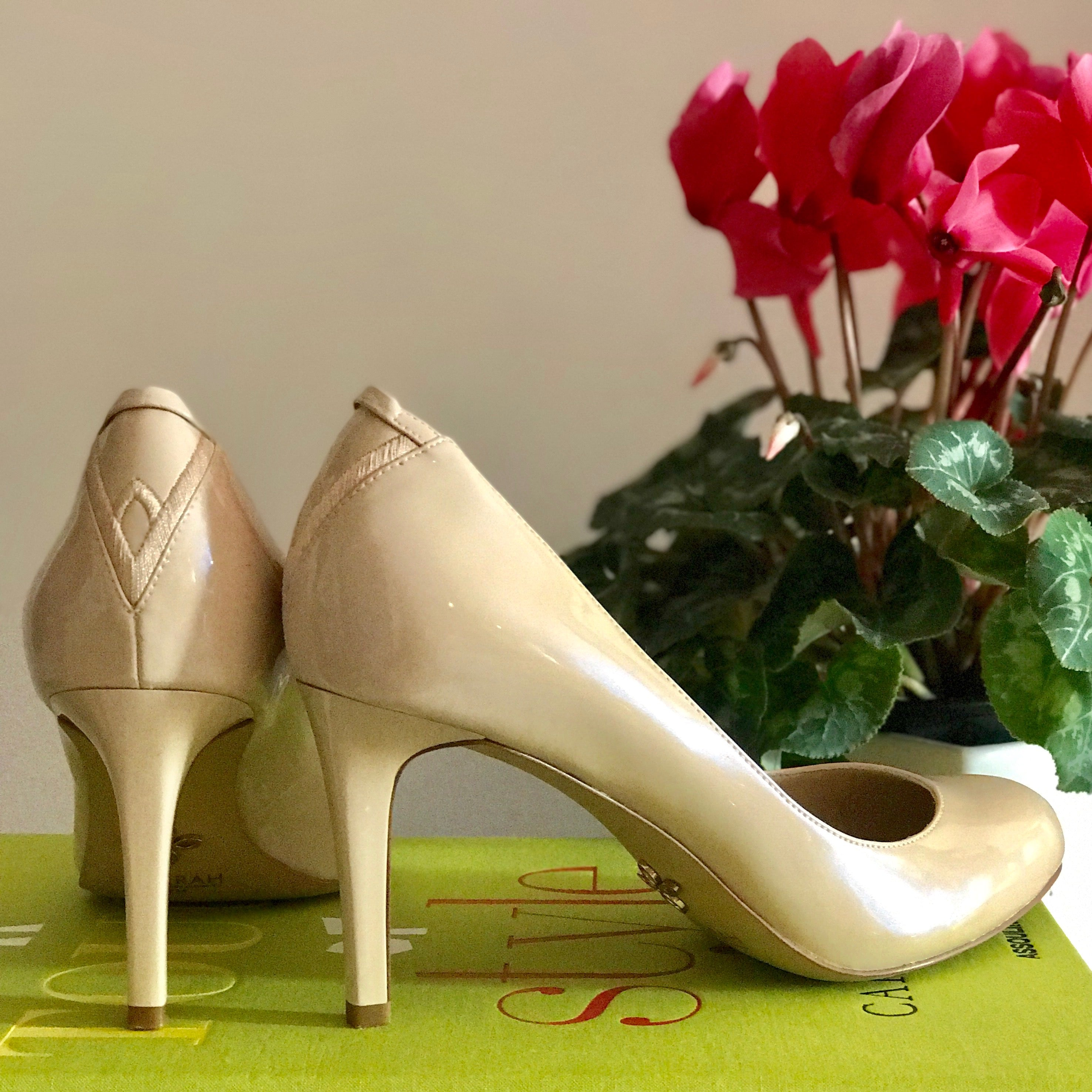 sustainable wedding shoes for bride