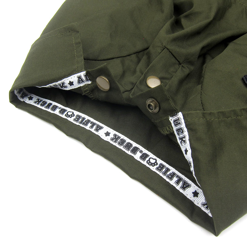 Asher Military Polo Shirt