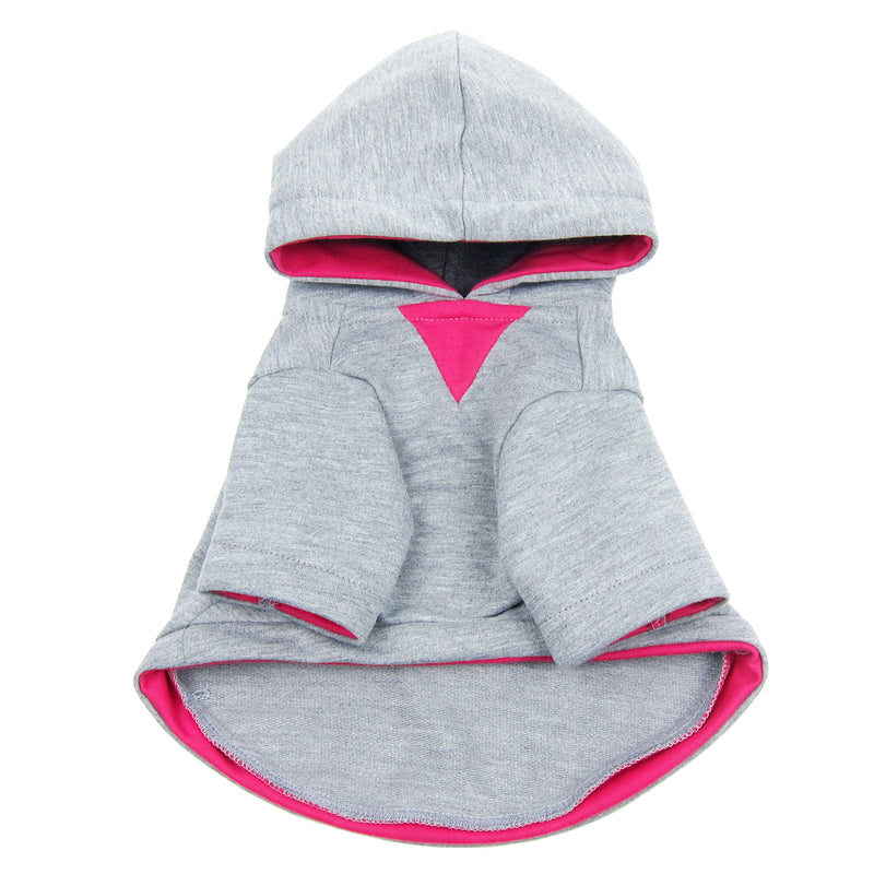 Issac Active Hoodie Hot Pink