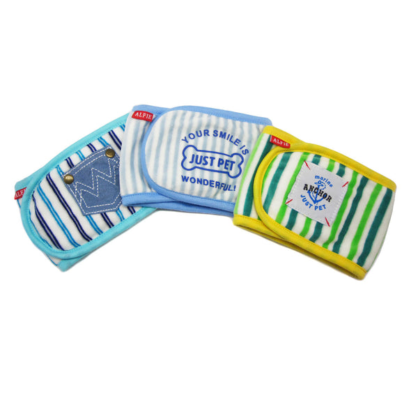 Gaki 3-Piece Set Belly Band