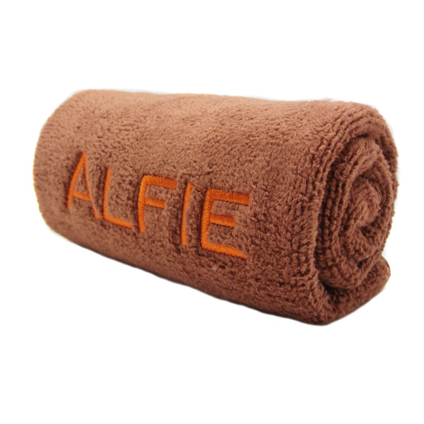 Microfiber Fast-Dry Pet Drying Washcloth Towel