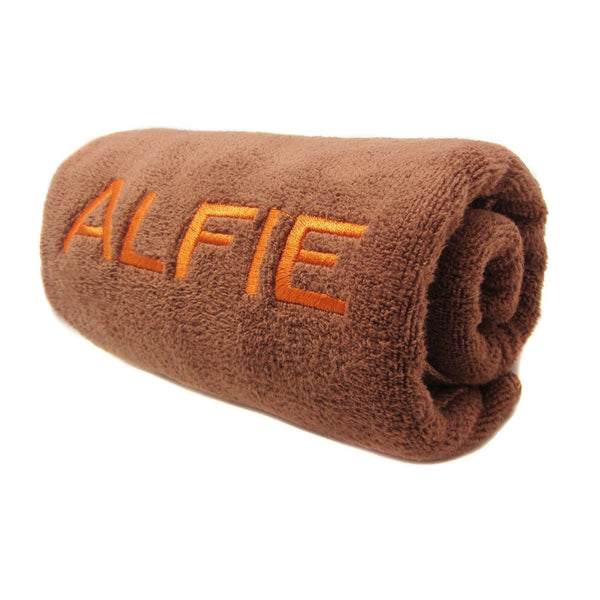 Microfiber Fast-Dry Pet Drying Hand Towel