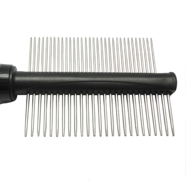 Devin 8-Inch Double-Sided Comb