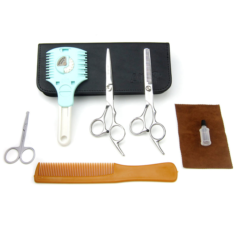 Pet Home Grooming 8-piece Kit