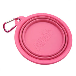 Rosh Silicone Expandable/Collapsible Bowl with Carabineer