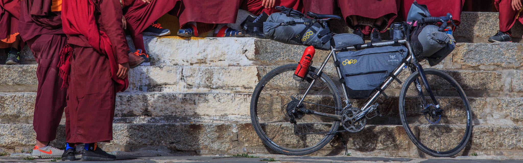 Apidura Bike Packing