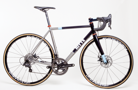 Ritte Snob Dark Blue Easton Wheelset