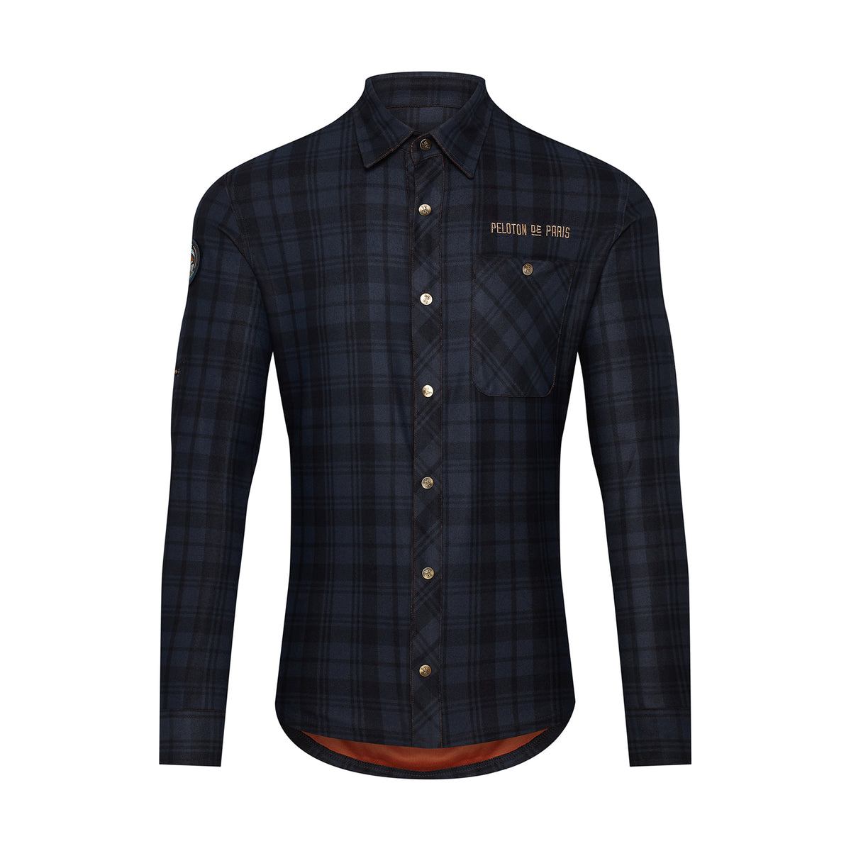 Atlas Gravel Shirt Grey