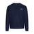 Bike Sweater Navy Embroidered