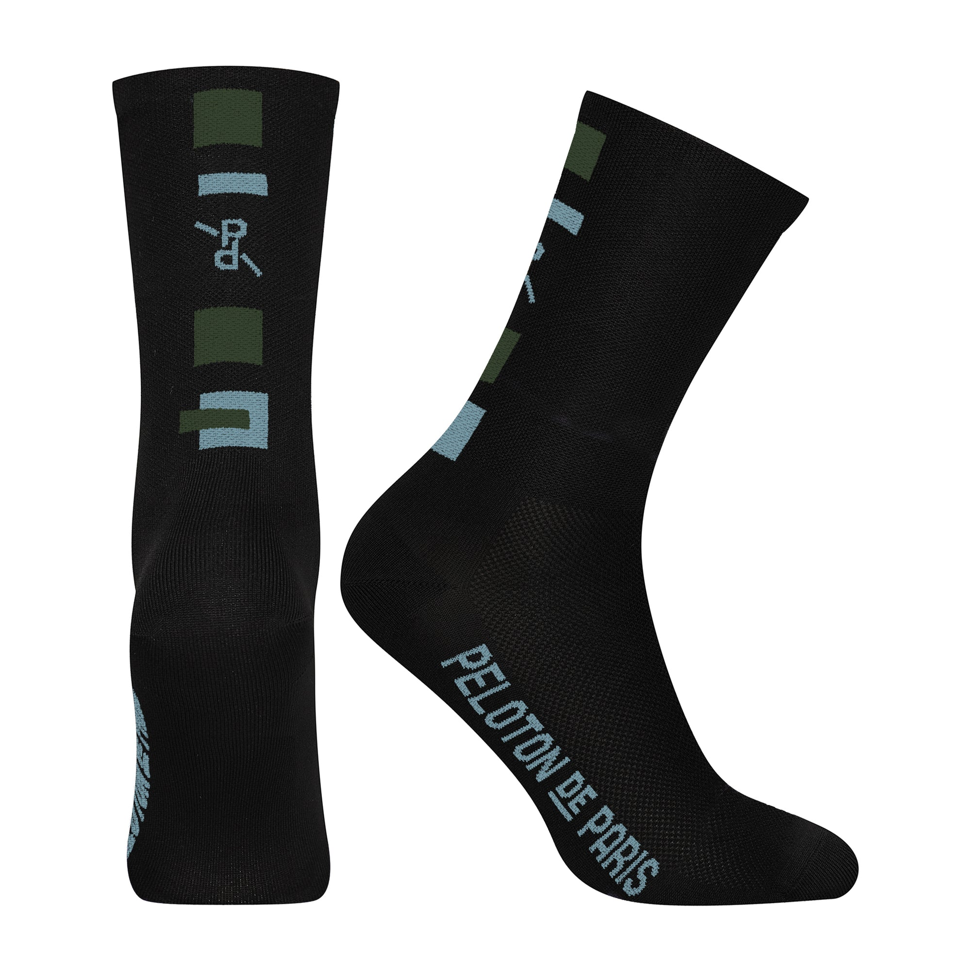 Blox Black PLTN Socks