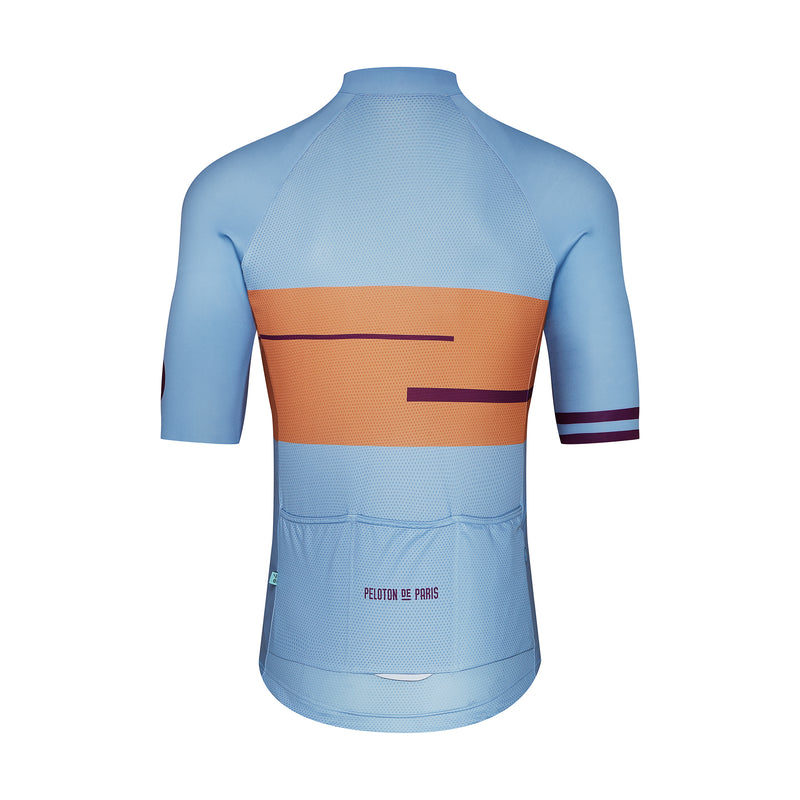 Club Blue Stone - Domestique Jersey SS