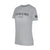 Cycling Culture T-Shirt Heather Grey Women