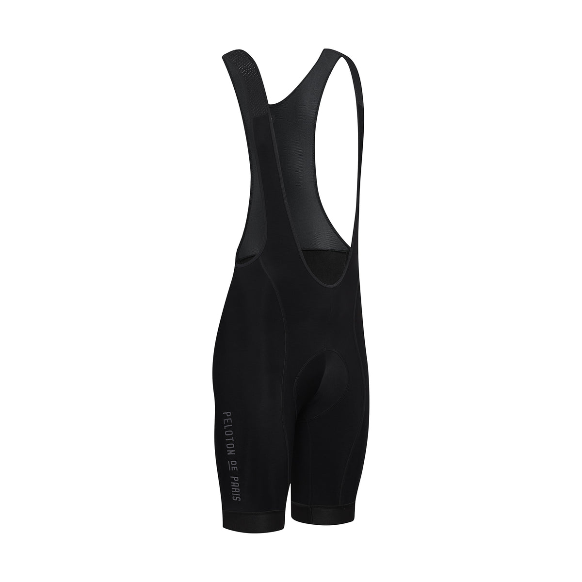 Domestique Black Winter Bib Shorts