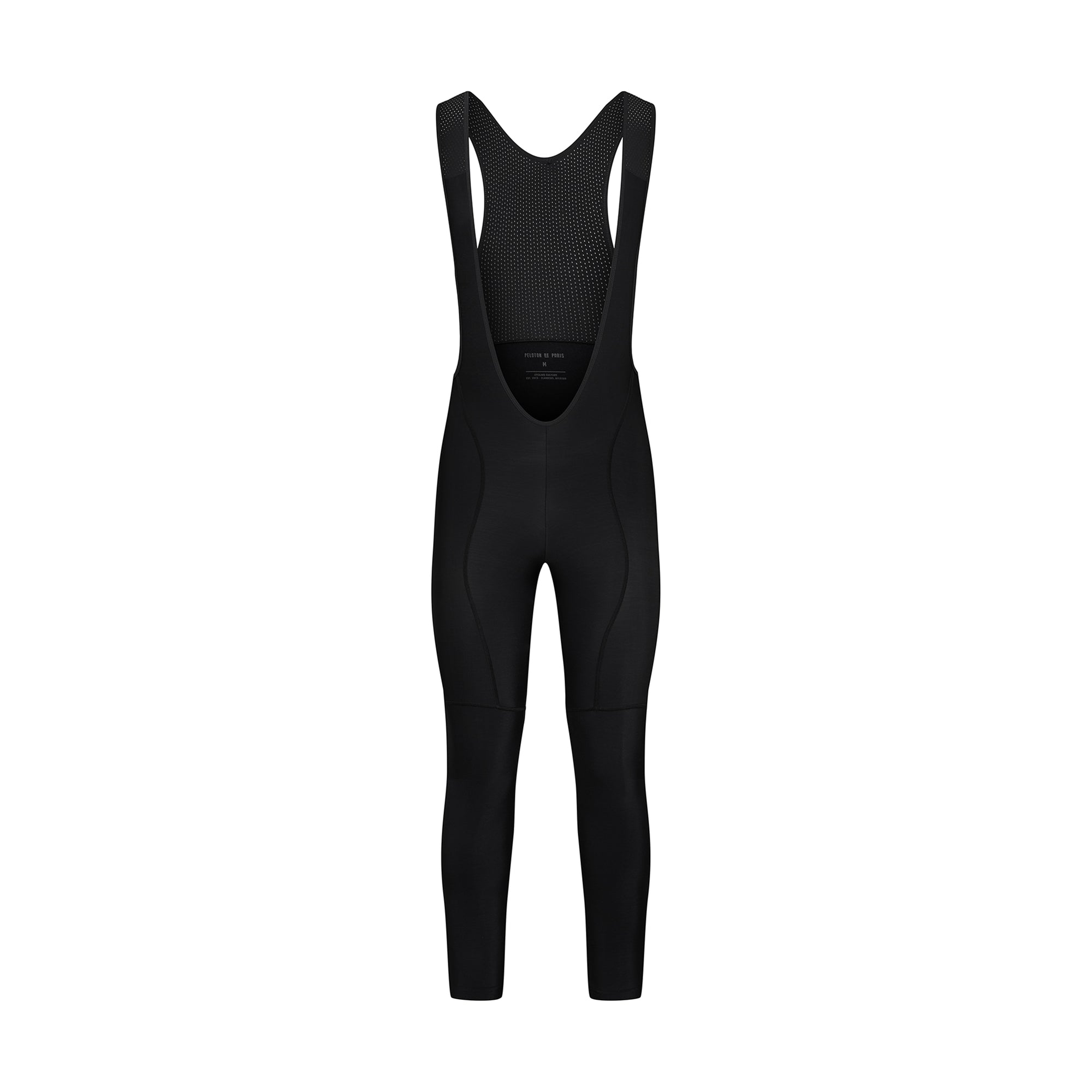 Domestique Hiver Black Bib Tights Women (no padding)