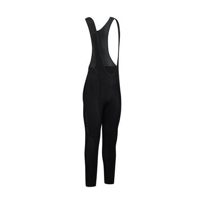 Domestique Hiver Black Bib Tights (no padding)