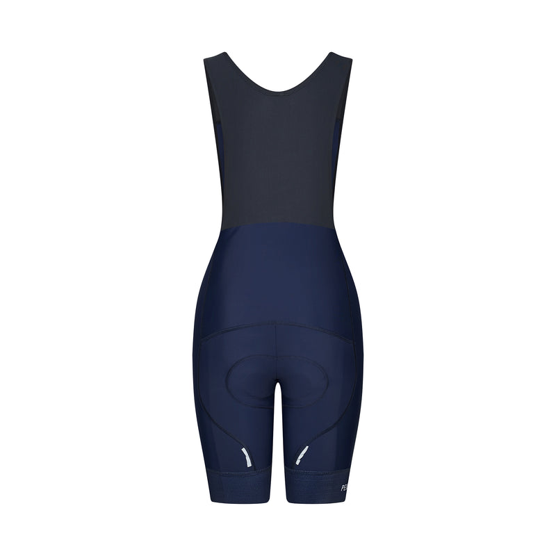 Domestique Navy Women's Bib Short