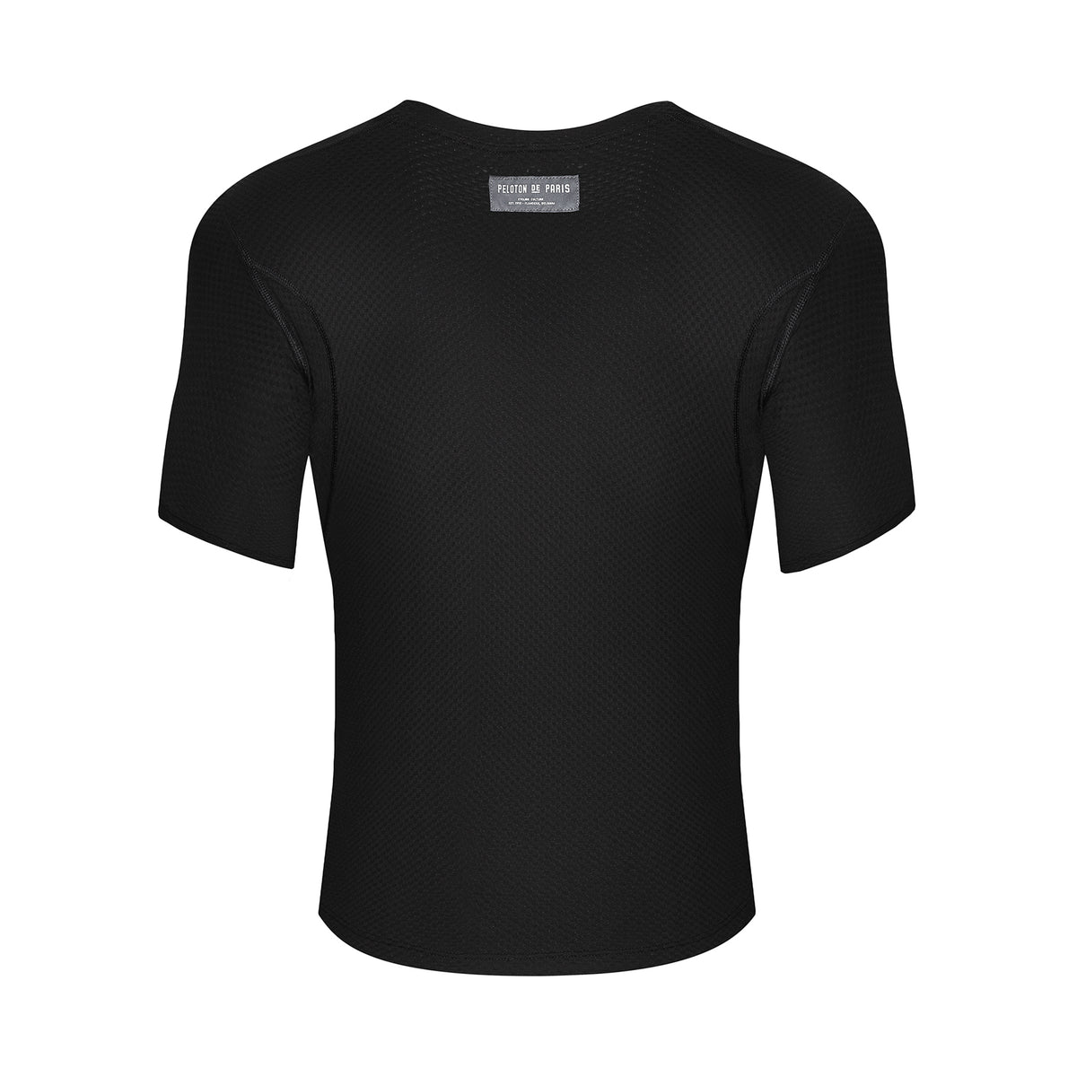 Domestique Short Sleeve Baselayer Black