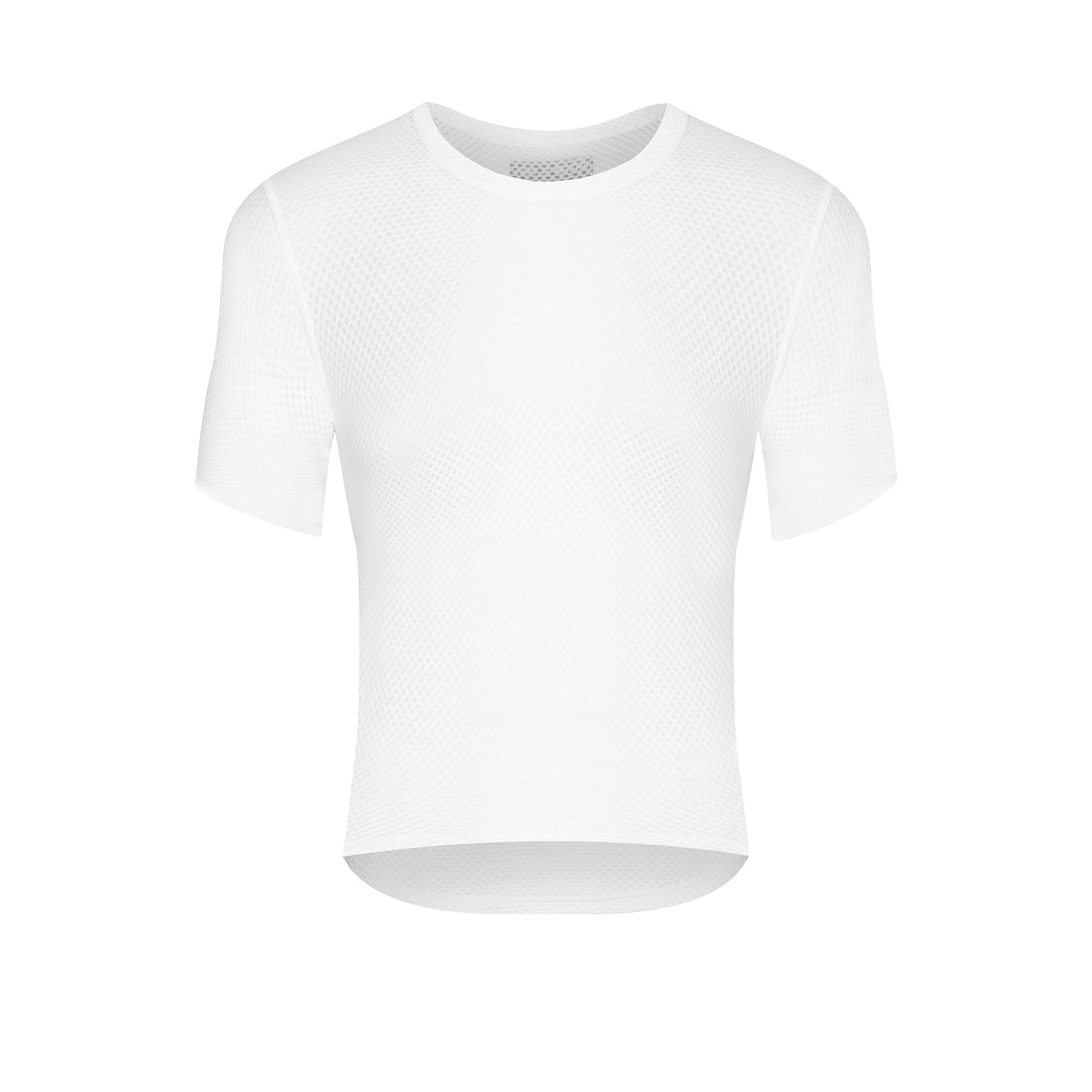 Domestique Short Sleeve Baselayer White