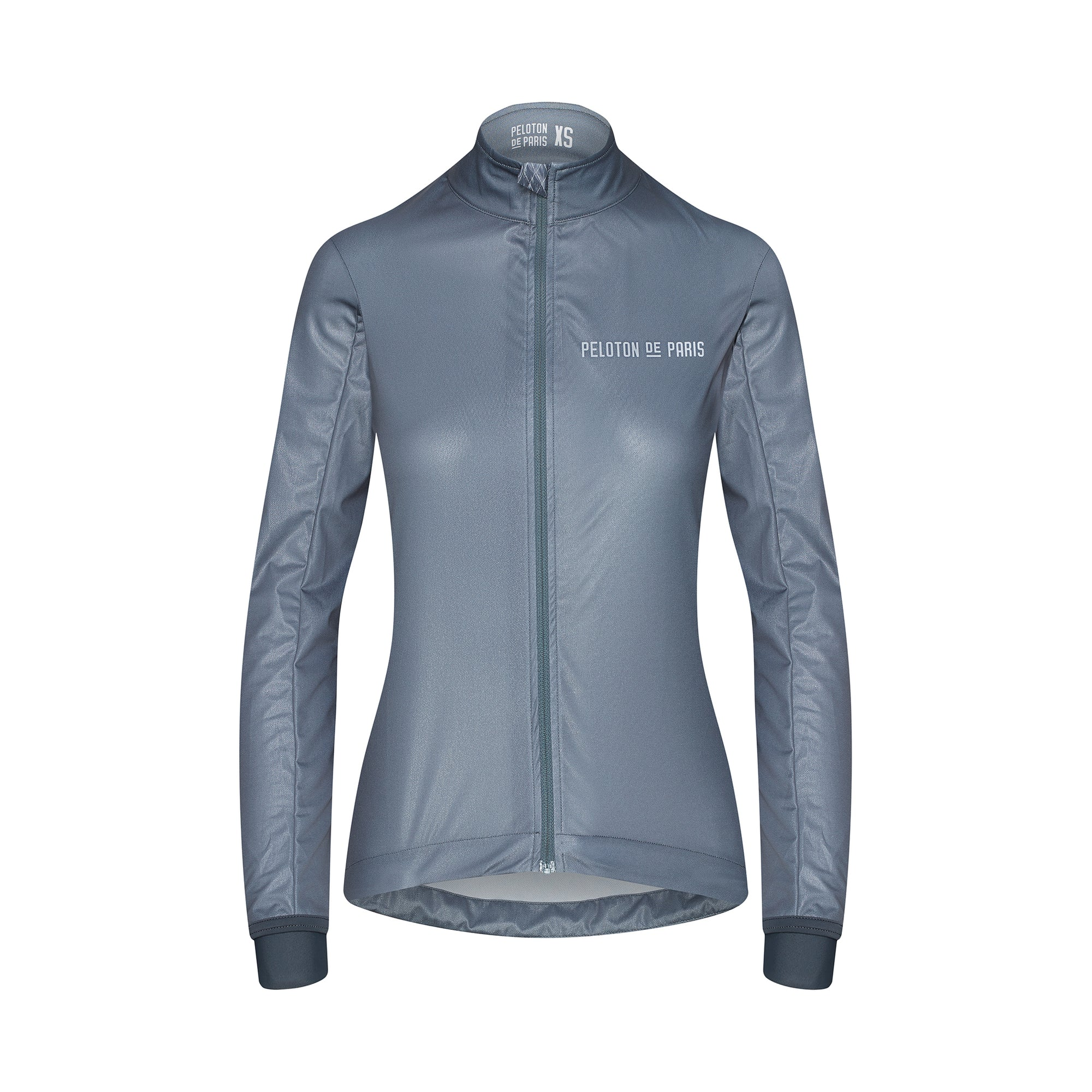 'Elements' Packable Jacket Grey Women