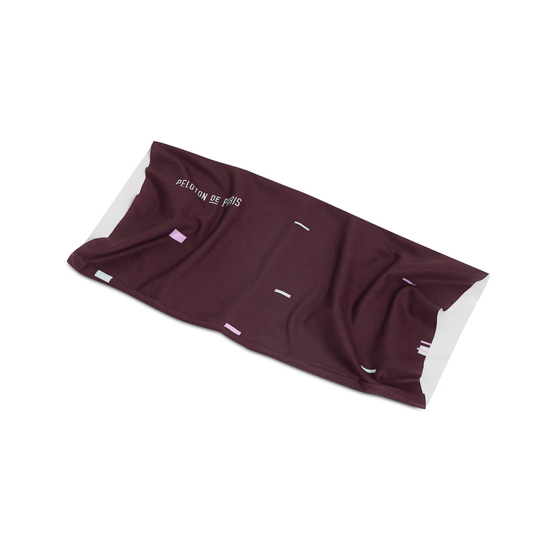 Blox Burgundy Neck Warmer