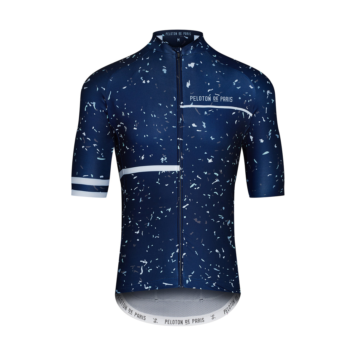 Terrazzo Navy - Domestique Jersey SS