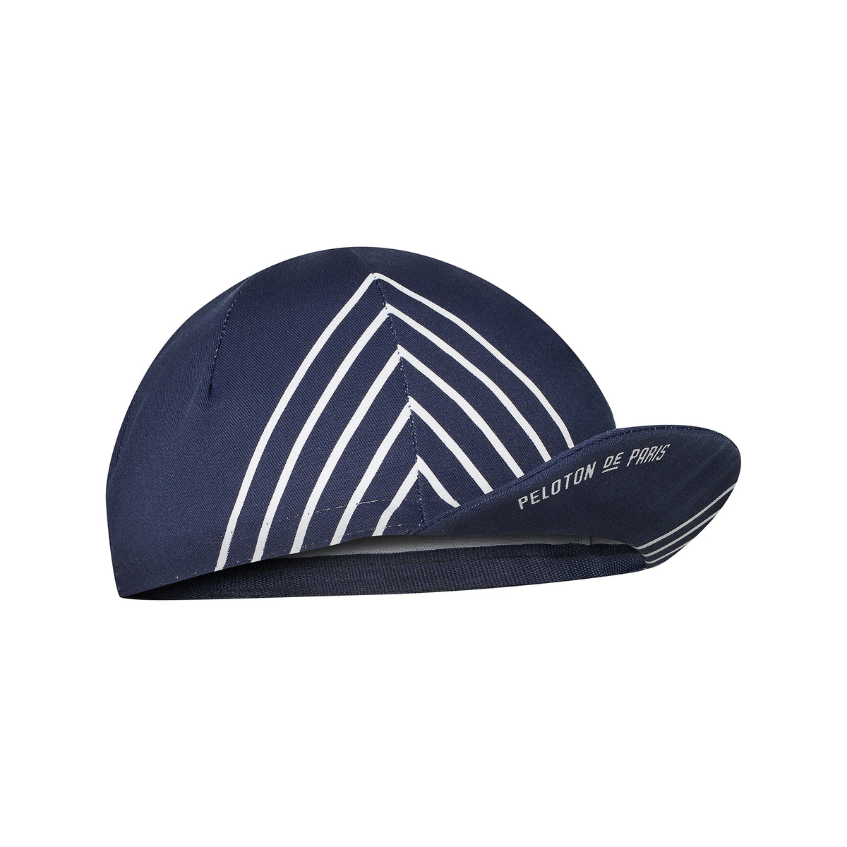 Lanes Navy Cycling Cap