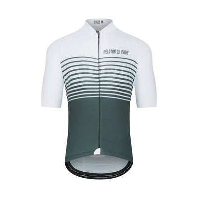 Linear Khaki Domestique Short Sleeve Jersey