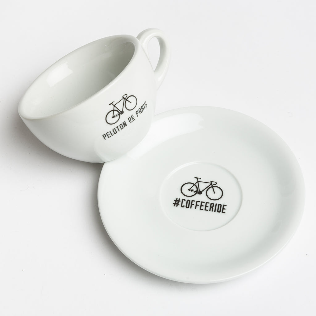 Cappuccino Cup & Saucer