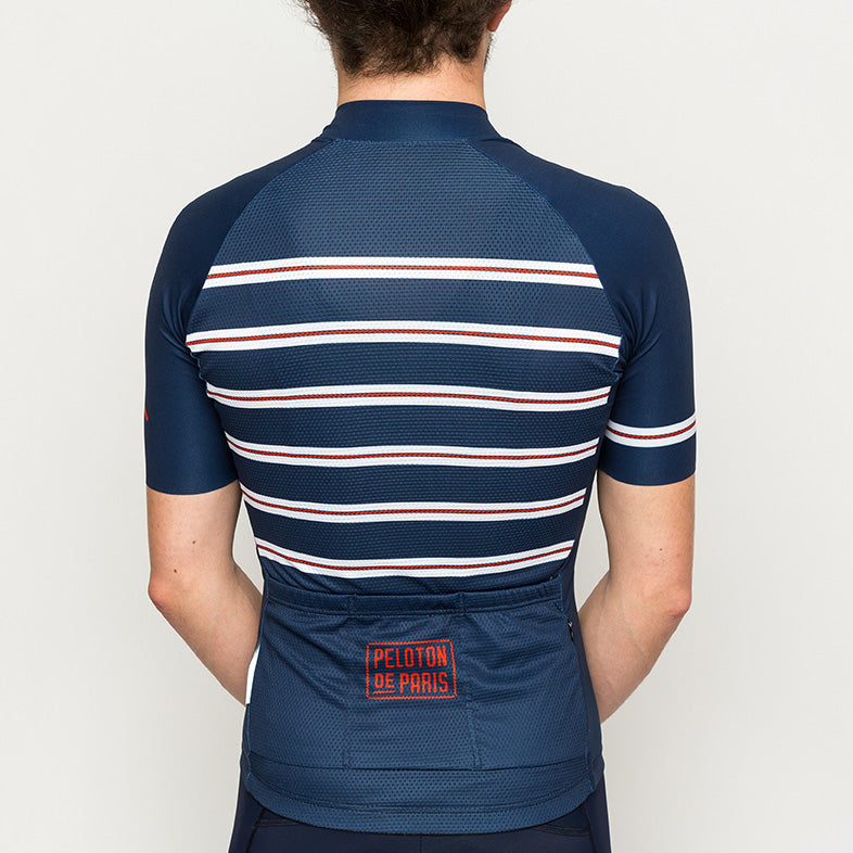 Sail Away Domestique Short Sleeve Jersey: XS