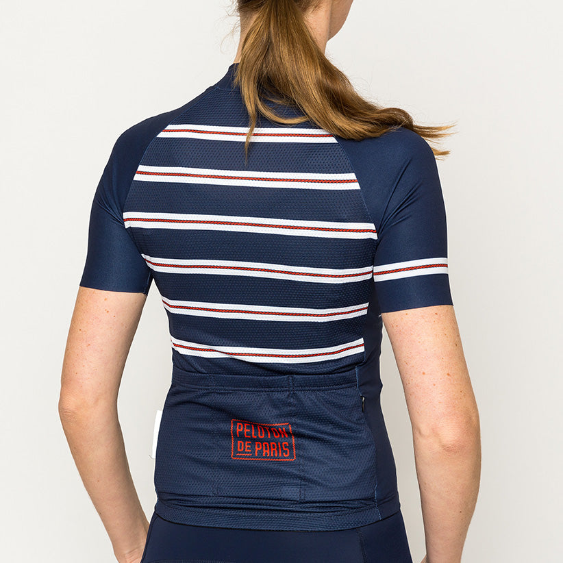 Sail Away Domestique Short Sleeve Jersey Women
