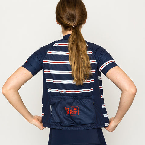 Sail Away Domestique Short Sleeve Jersey Women: L - XL