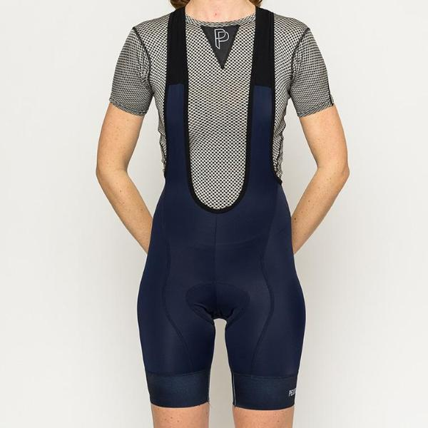 Domestique Navy Women's Bib Shorts
