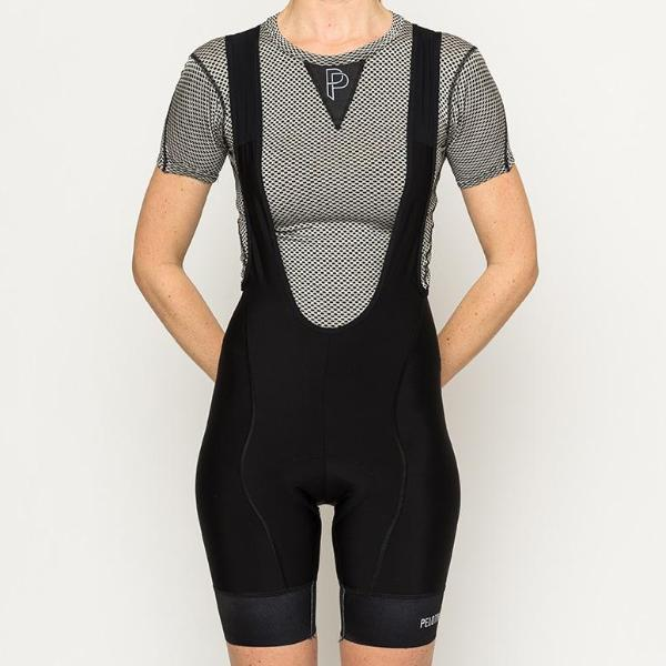 Domestique Black Women's Bib Short