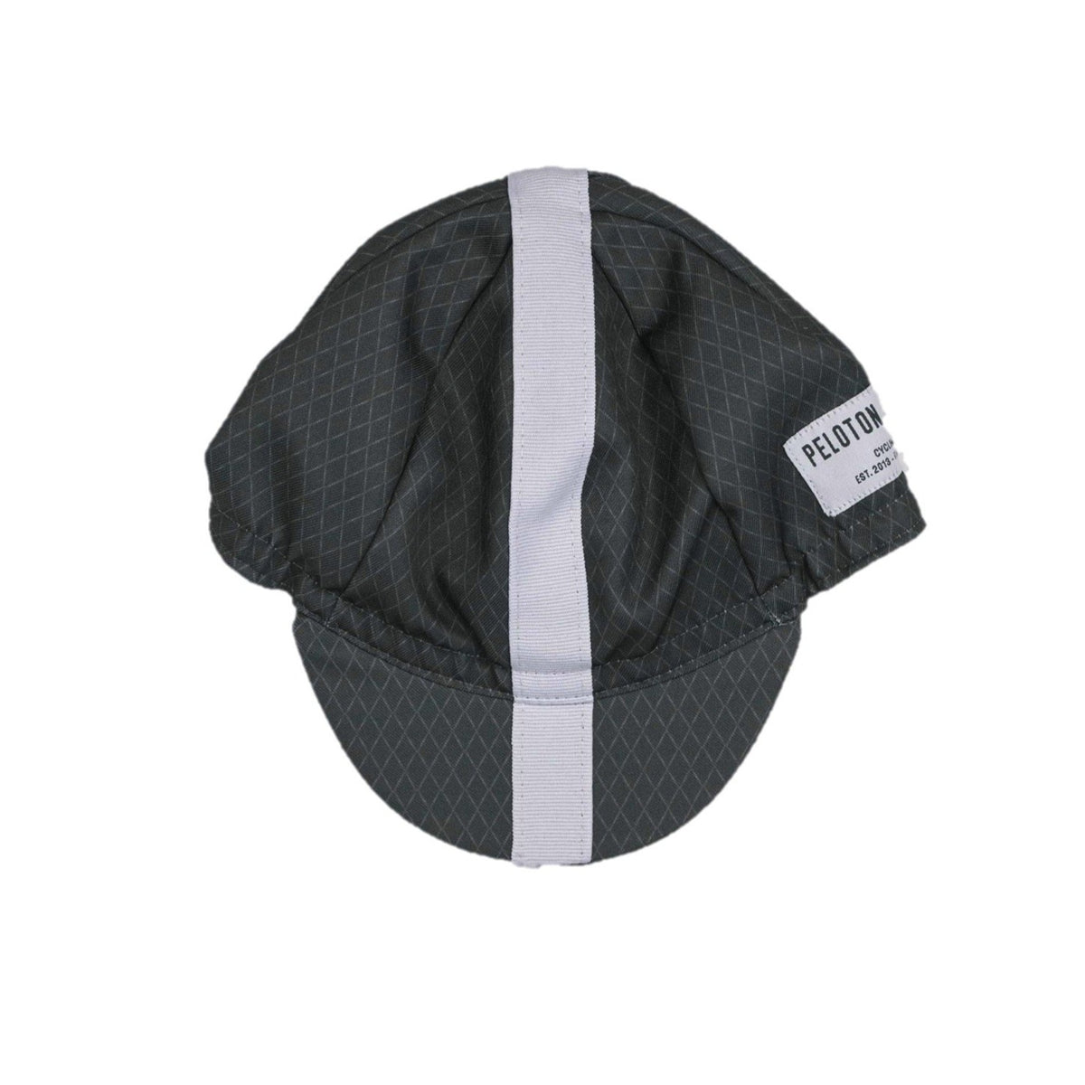 Pattern Cycling Cap Khaki