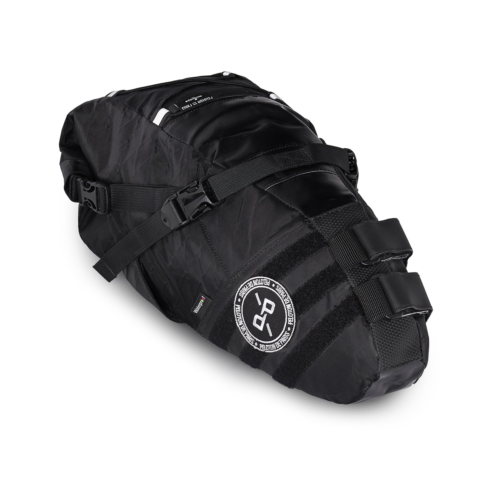 Saddle Bag 13 L Black