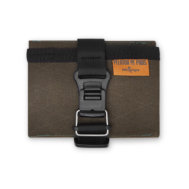 Saddle Bag Tool Roll Olive