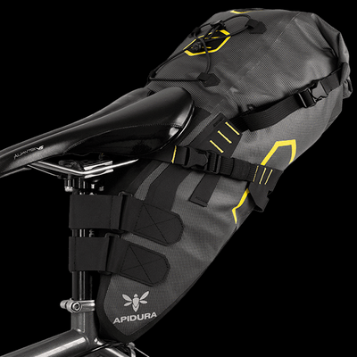 Apidura Expedition Saddle Pack - 14L Mid Size