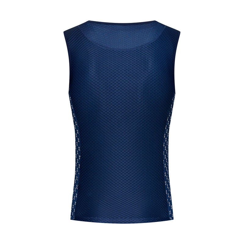 Sprinteur Sleeveless Baselayer Navy Men