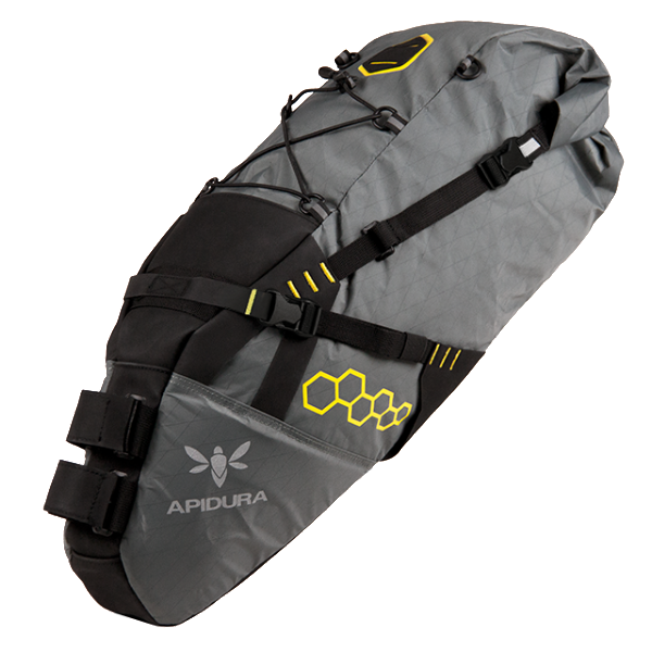Apidura Backcountry Saddle Pack - 14L Mid Size