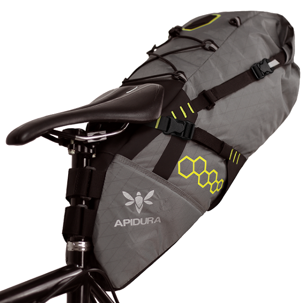 Apidura Backcountry Saddle Pack - 17L Regular