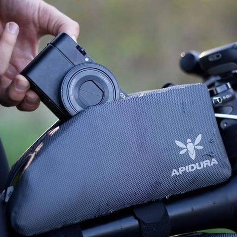 Apidura Top Tube Pack Expedition- 1L Extended