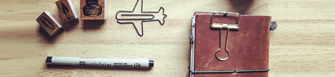 Traveler's Notebook Accessories