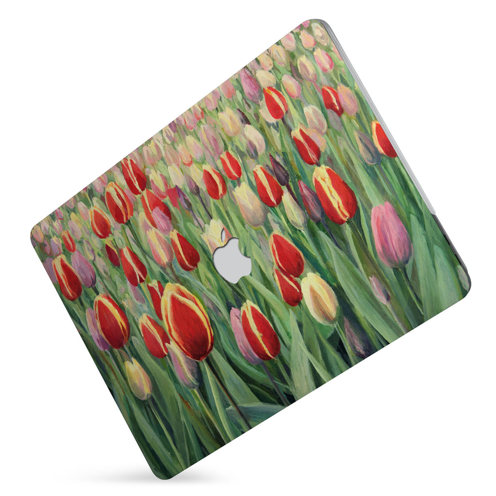 Protect your macbook  with the #1 best-selling hardshell case with Oil Painting Abstract design