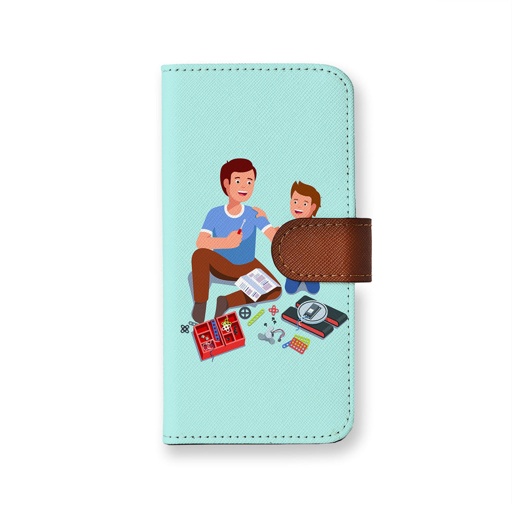 iPhone Wallet - Fixing Toys With Dad
