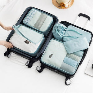 Premium Travel Packing Cube Set