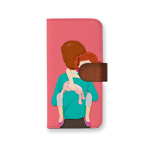 iPhone Wallet - Dad Holding Me